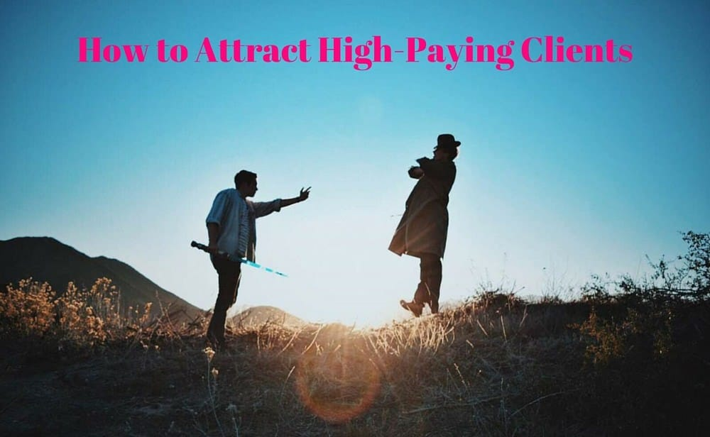 Attract high-paying clients on Upwork