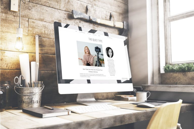 So You Have a Freelance Website, Now What?