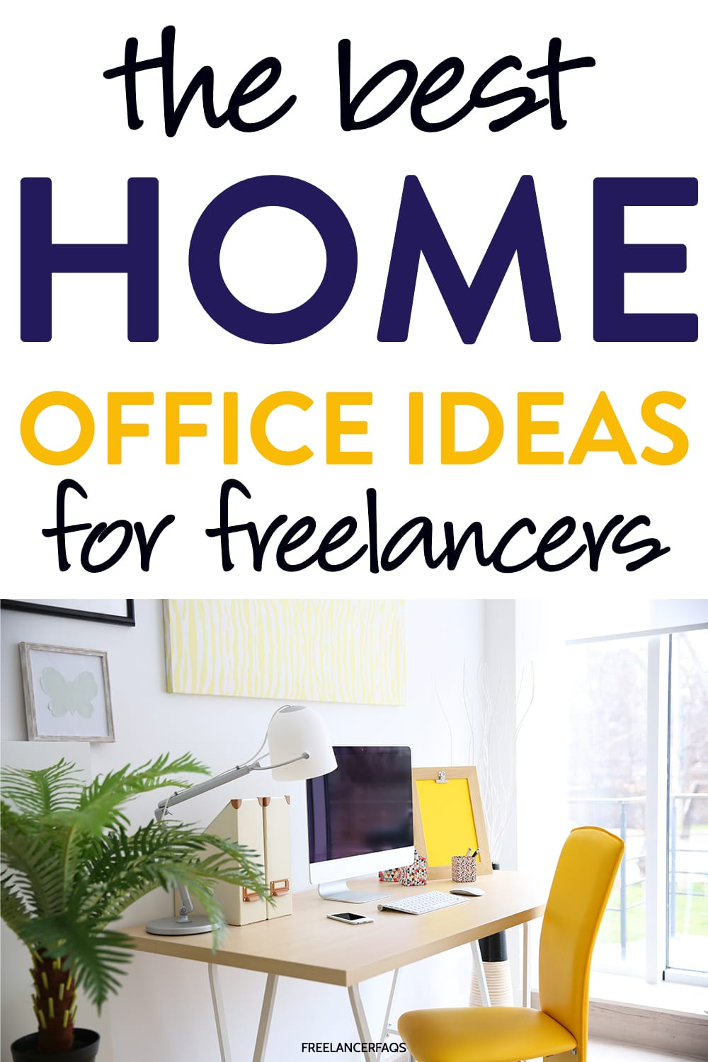 What Are The Best Small Home Office Ideas For Freelancers Freelancer Faqs