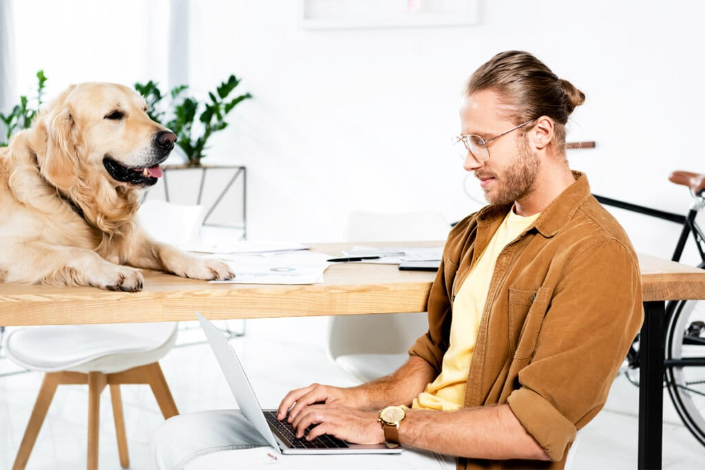 How Do You Land Freelance Work from Home with a Blog?
